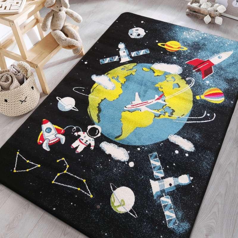 Dywan dziecięcy kosmos z atestem Mondo 20