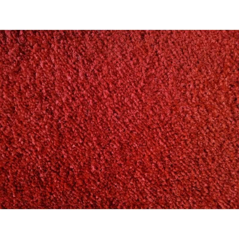 Wykładzina Portofino jednolity czerwony