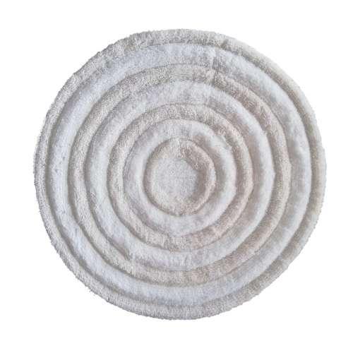 Pluszowy dywan Prestige 90 cm - ecru