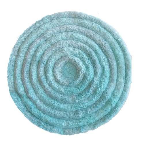 Pluszowy dywan Prestige 90 cm - miętowy