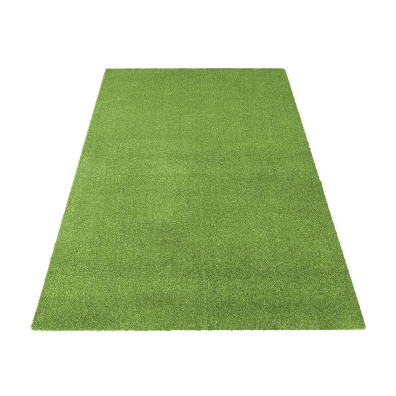 Dywan Portofino jednolity zielony