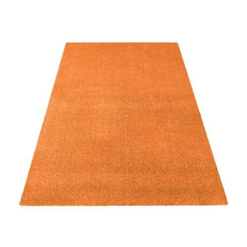 Dywan Portofino jednolity pomarańczowy (N)