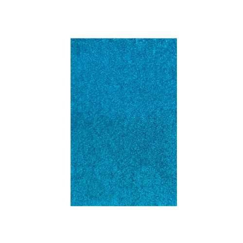 Dywan dziecięcy z atestem Bella niebieski 33 x 50
