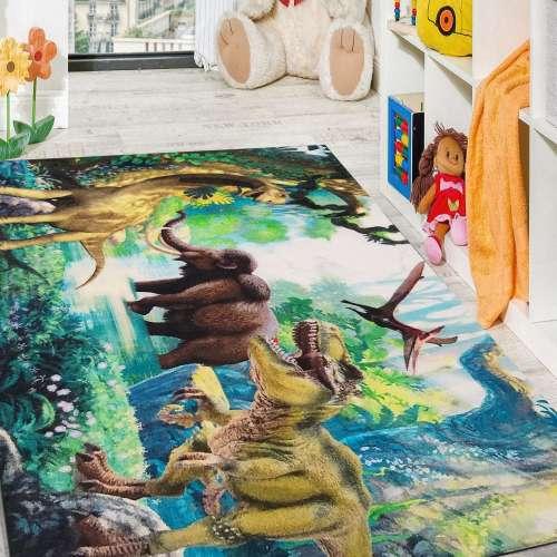 Dywan dziecięcy SweetKids- 13 Dinozaury